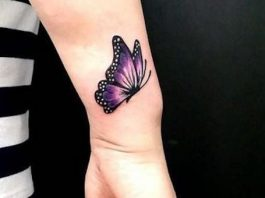 tatuagens de rborboletas