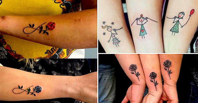 tatuagens amizade