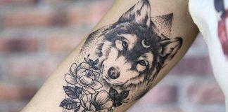 Tatuagens femininas nos braços