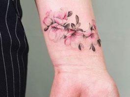 tatuagens delicadas no pulso