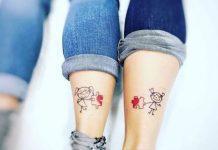 tatuagens de amizade