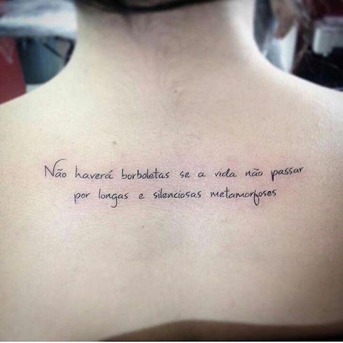 Tatuagens Frases 10 123 Tatuagens