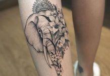 tatuagens Panturrilha